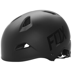 Fox Flight Hardshell Helmet Men matte black